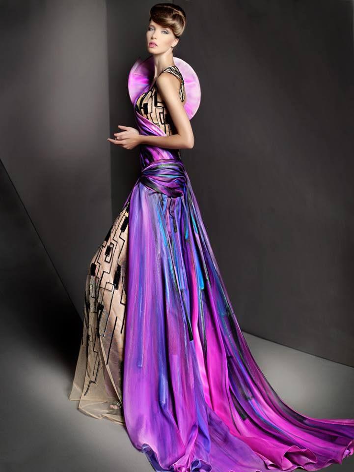 dámské šaty od Matragi