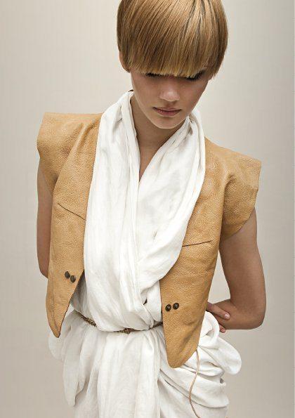Lehkost a ženskost v modelech od Jakuba Polanky