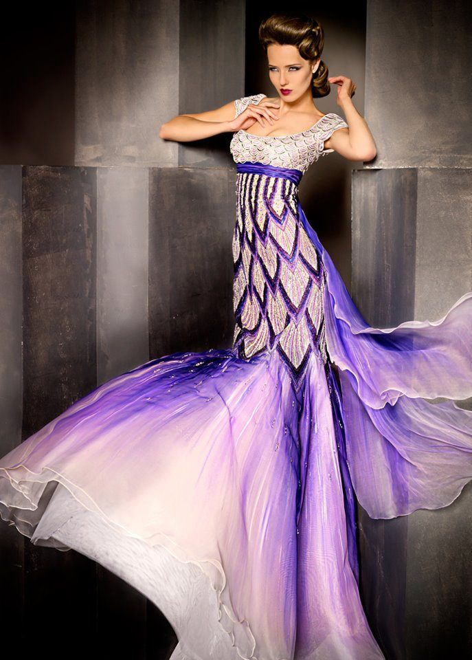 Luxusní dámské šaty Blanka Matragi