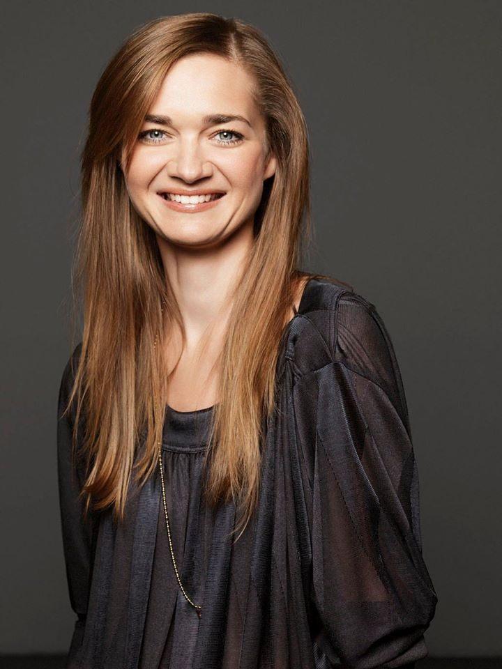 Módní návrhářka Klára Nademlýnská