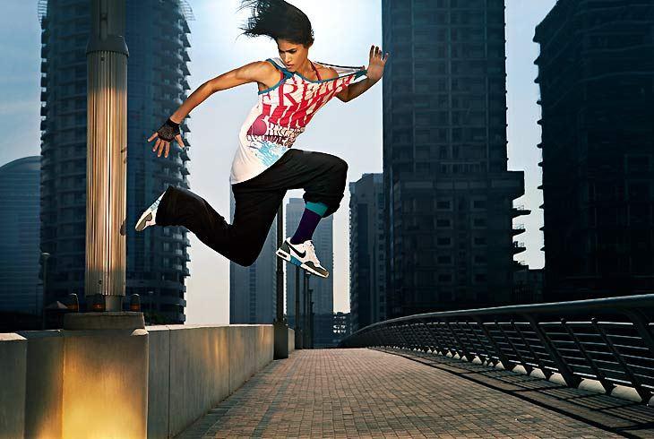 Nike dance oblečení