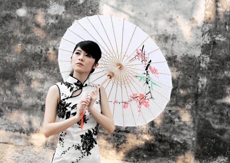 Čínský deštník