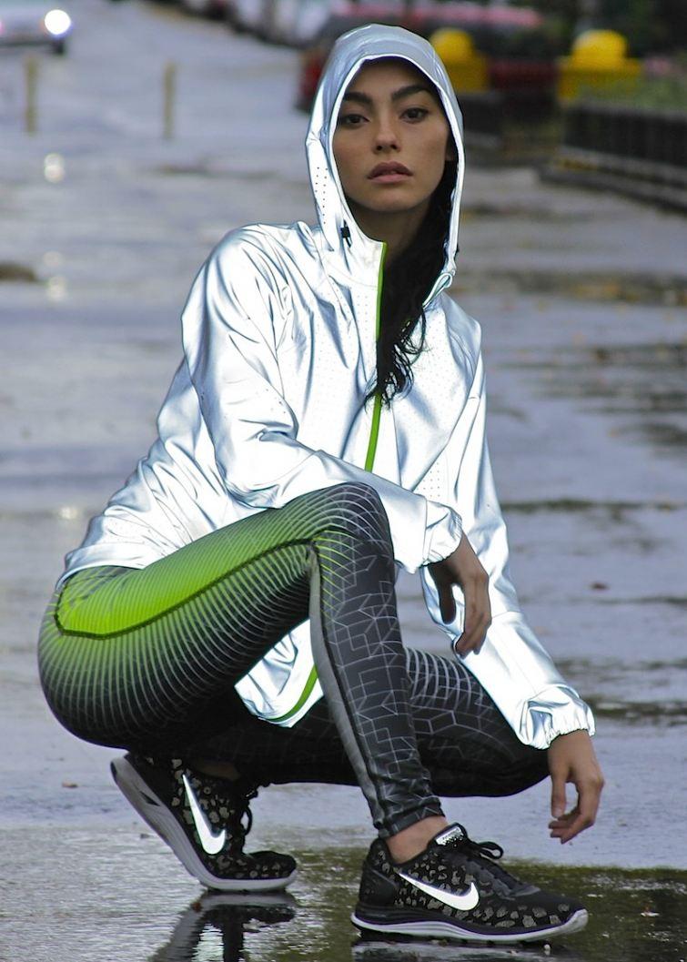 Běžecká bunda Nike