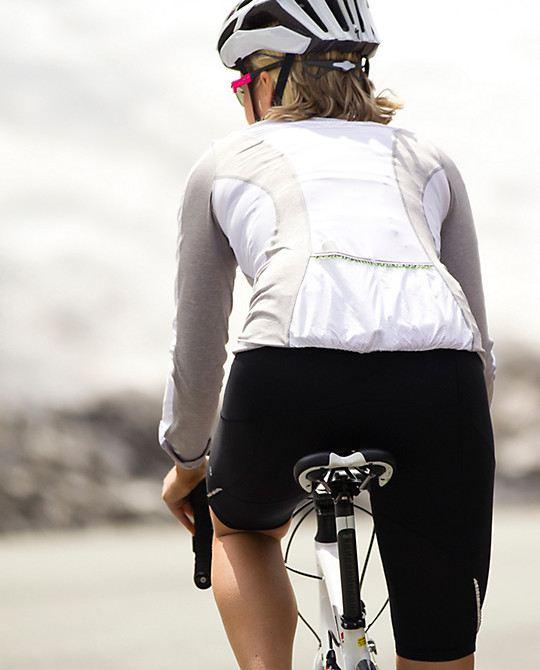 Dámská bunda na kolo