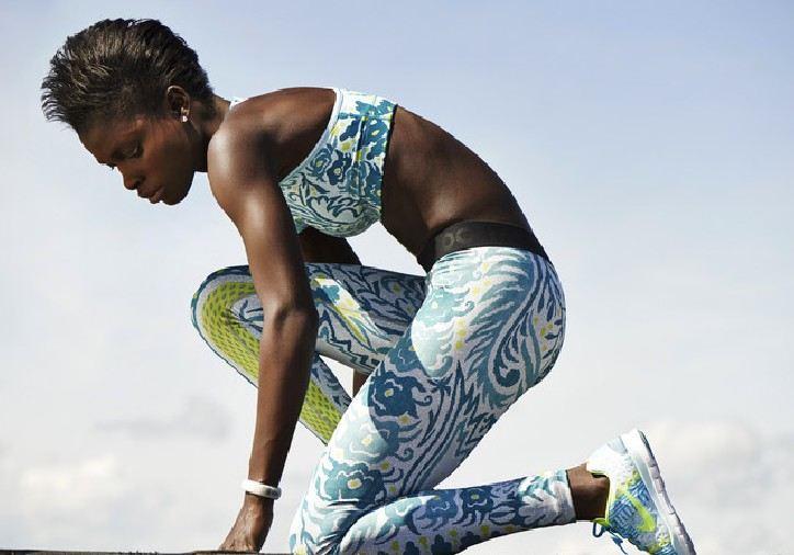 Letní souprava na běhání Nike