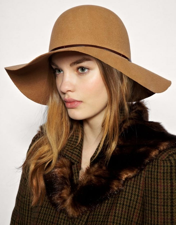 zimní klobouky dámské
