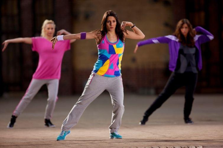 Taneční oblečení Adidas Women