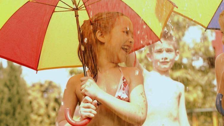 deštníky dětské