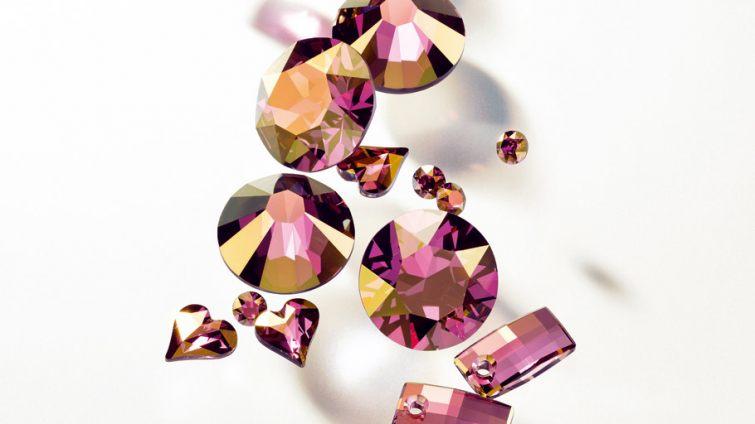 Krystaly Swarovski
