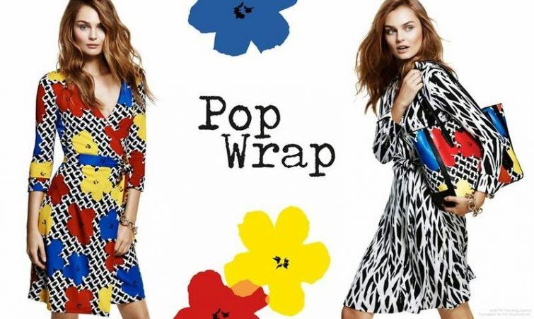 Pop Wrap kolekce jaro/léto 2014