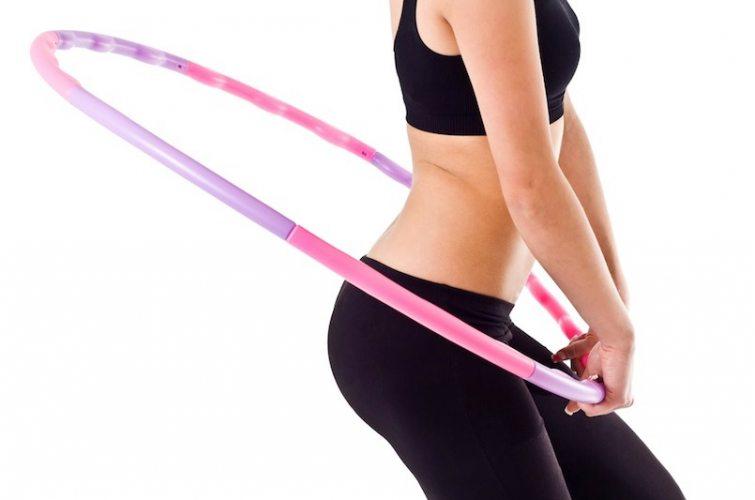 Hula hoop - moderní cvičení s obručí