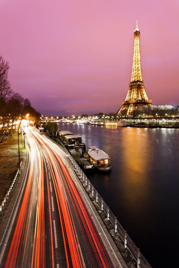 Francie plná inspirace