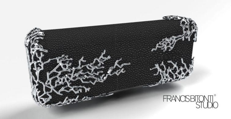 Design ve 3D od návrháře Farncise Bitonti