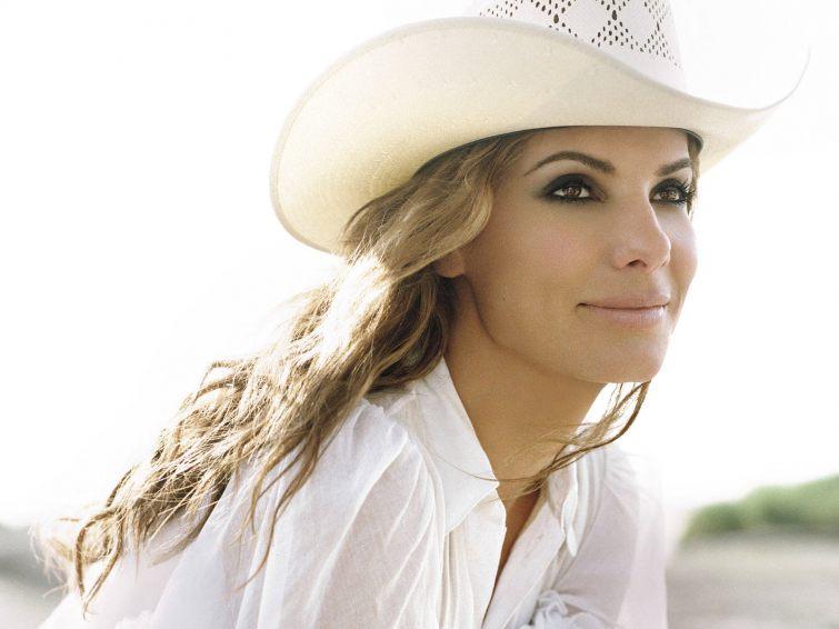 Kovbojský klobouk dámský bílý