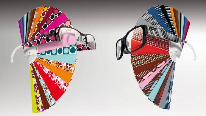 Brýle značky Dilem s výměnou designových nožiček