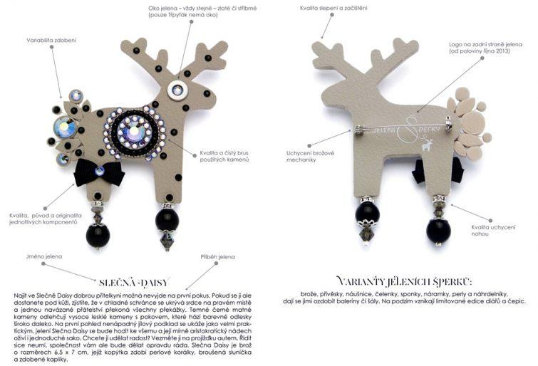 Poznejte originální jelení šperk