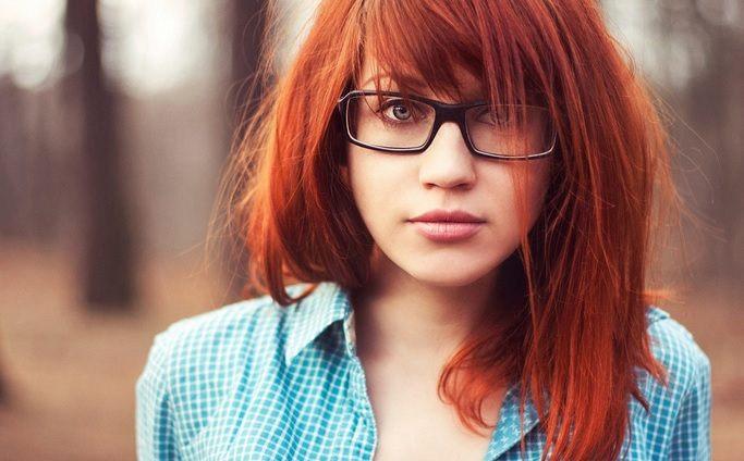 Stylové hranaté brýle pro volný čas