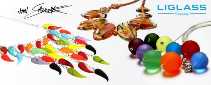 šperky liglass saudek