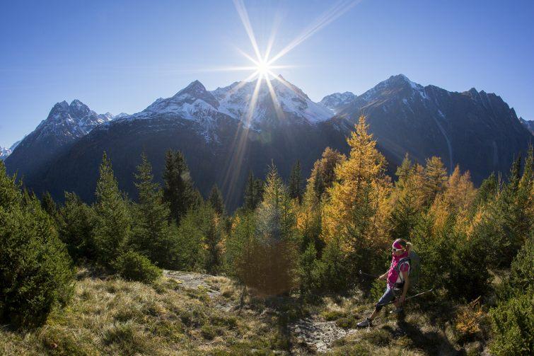 Podzimní příroda láká na venkovní aktivity