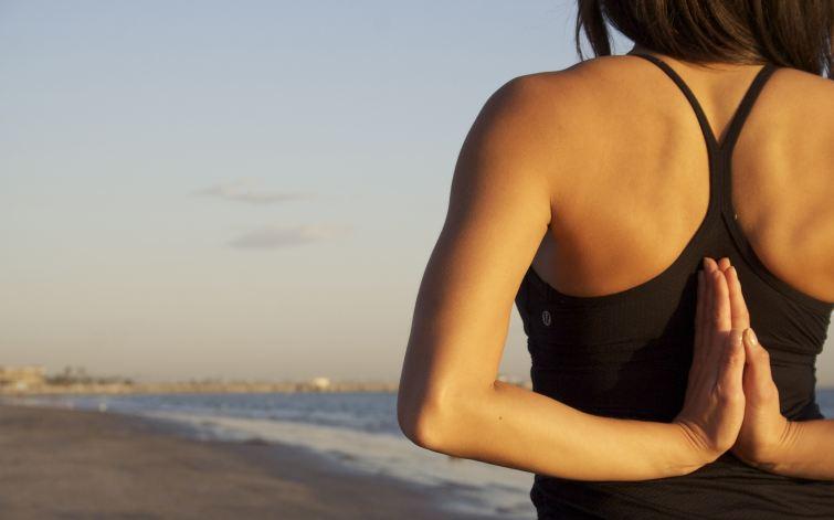 dámské funkční tílko na cvičení