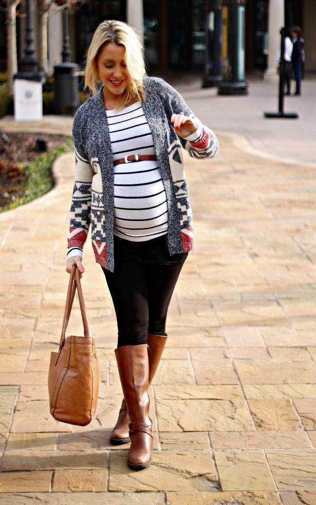 svetr pro těhotné