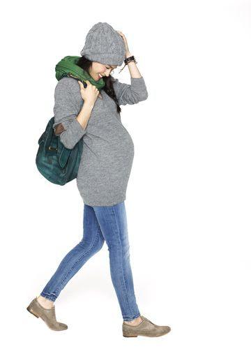 Těhotenská móda
