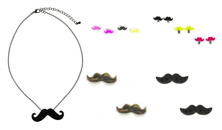 Šperky Movember Claires