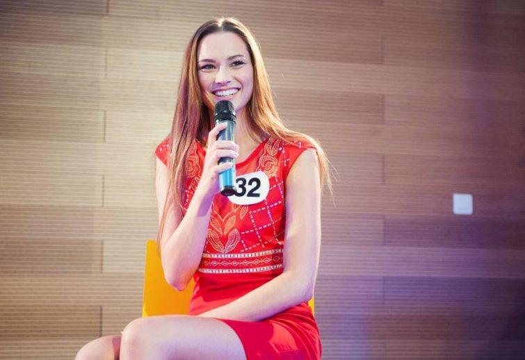 Vendula Neumanová Česká Miss