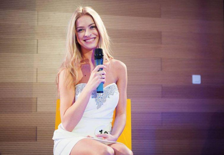 Kristýna Kubíčková Česká Miss