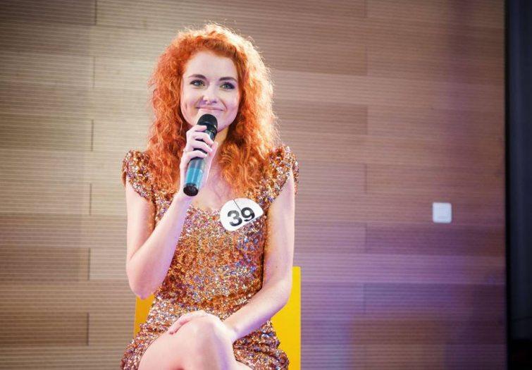 Adéla Rezková Česká Miss