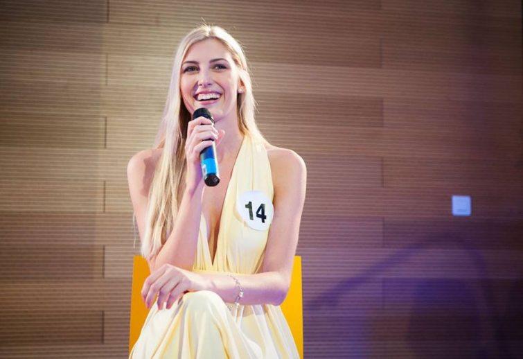 Michaela Hávová Česká Miss