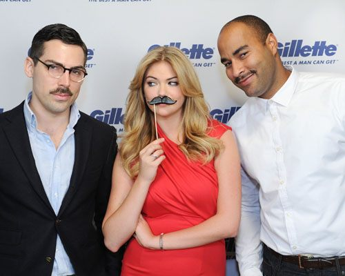 Mo Sista Kate Upton Movember