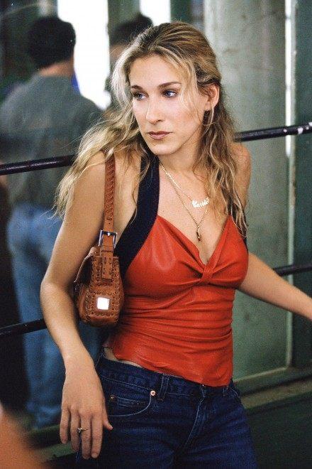 Carrie Bradshaw kabelky