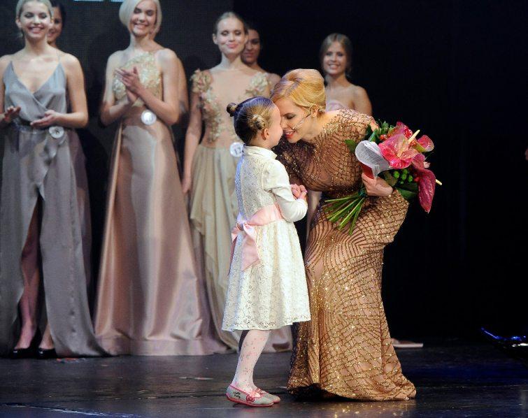Kateřina Kristelová Miss Junior