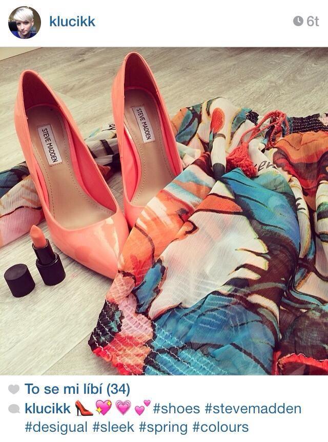 instagram móda