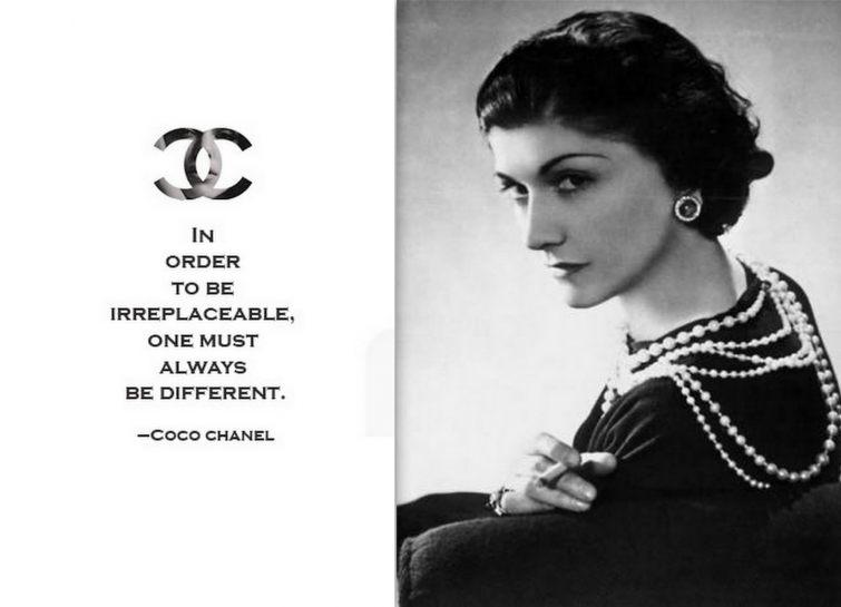 Coco Chanel citát