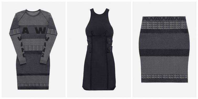 Šaty a sukně Alexander Wang pro H&M