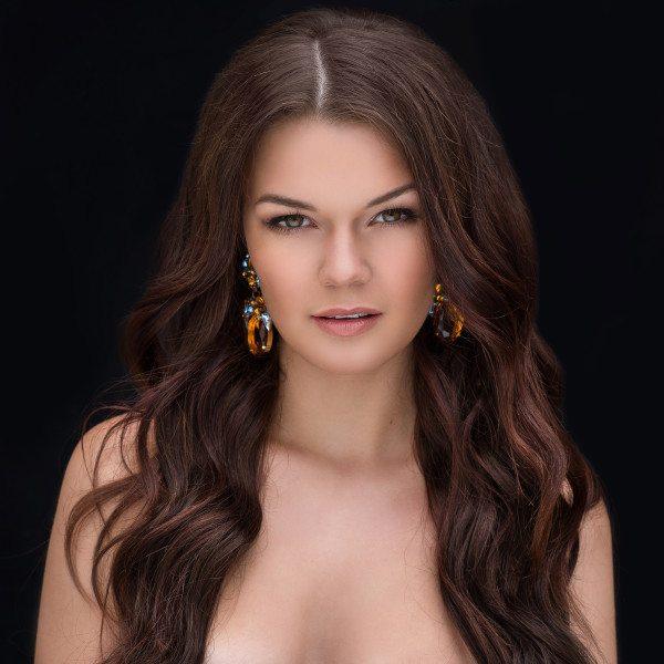 Gabriela Sieglová Miss Face