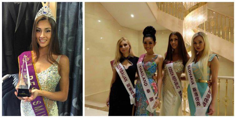 Natálie Myslíková Miss Tourism Queen International