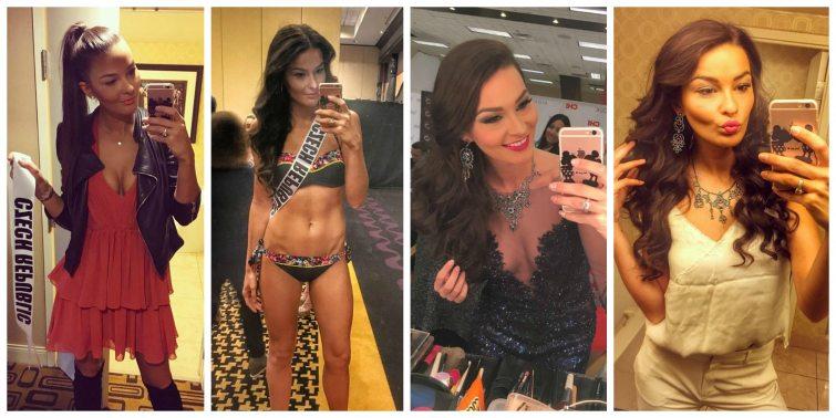 Nikol Švantnerová Miss Universe