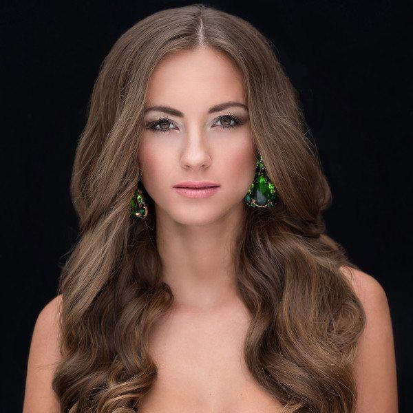Nicola Bechyňová Miss Face