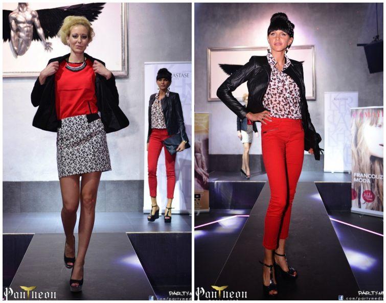 módní show camaieu