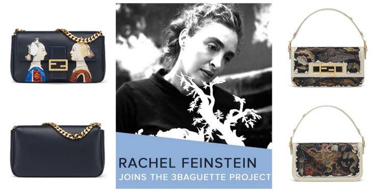 Rachel Feinstein 3Baguette Fendi