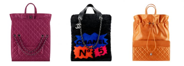 Shopping bags Chanel