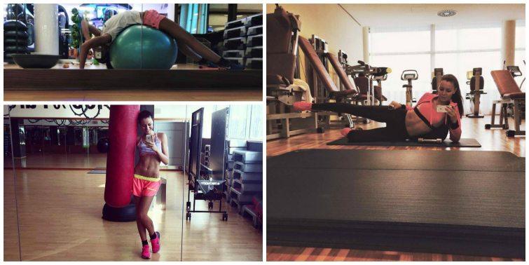 Tereza Chlebovská fitness