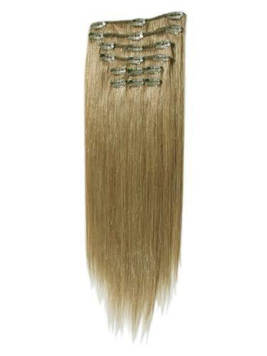 blond clip in vlasy
