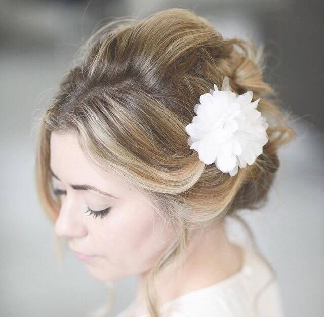 Šperky do vlasů květina do vlasů
