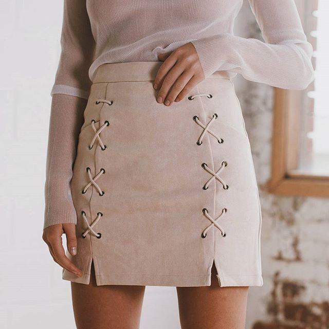 střihy sukní