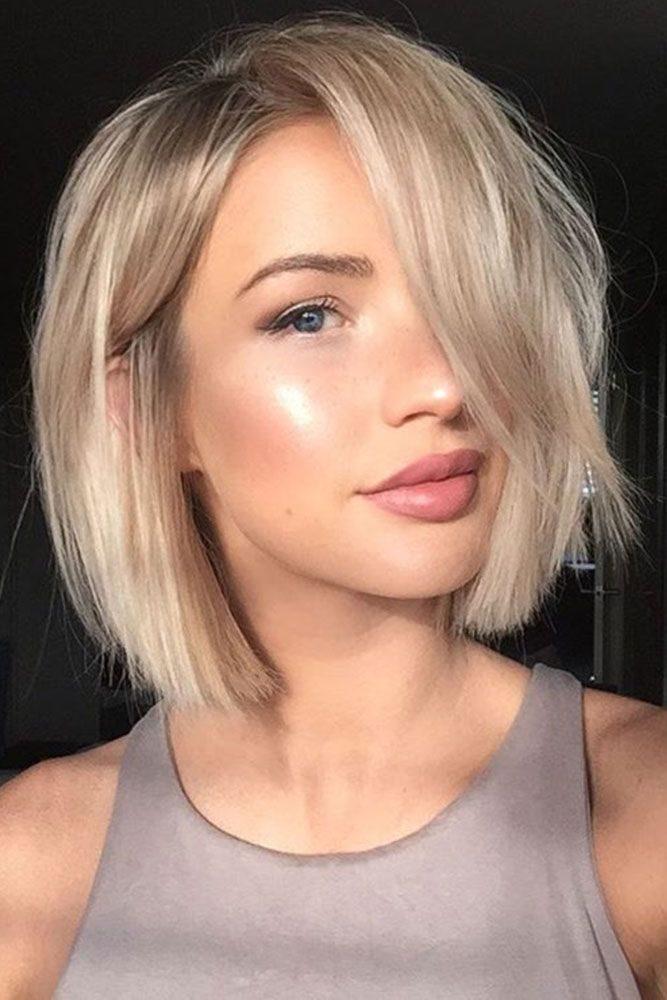 postupně sestříhané vlasy