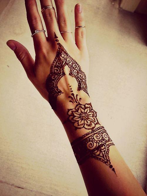 henna tetování